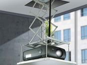 Kindermann ascenseurs pour vidéoprojecteurs jusqu'à