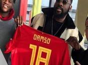 Damso goût Belges pour leur hymne Coupe monde