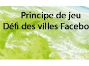 défi villes Facebook