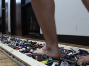 Marcher pieds LEGO…un nouveau record