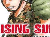 suite pour manga Rising Japon