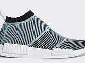 Adidas City Sock Parley arrive mois