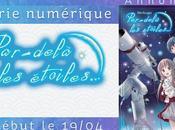 """shôjo manga """"Par-delà étoiles"""" ARUGA édité numérique chez Akata"""