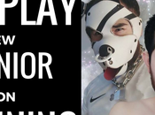 "Loup Junior ""HUMANPUP"" parle passion pour DOGTRAINING PUPPY PLAY"