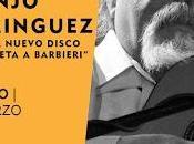 Juanjo Domínguez rend hommage Barbieri soir Clásica Moderna l'affiche]