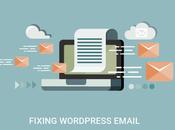Comment réparer problème mail envoyé depuis WordPress