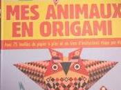 animaux origami Lucy Bowman