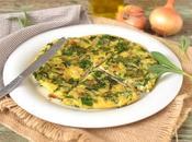 Omelette silène enflé {plante sauvage}