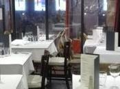Restaurant Table Marché Trouville