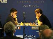 Echecs Caruana tête Grenke Chess Classic