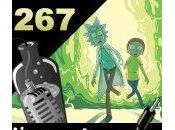 L'apéro Captain #267 Rick, Morty stylo tortues ninjas