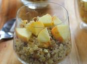 Verrines sucrées Quinoa