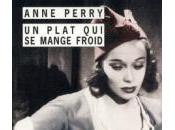 Plat Mange Froid d'Anne Perry