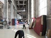 CIRQUE nouvel espace, rationnel, convivial pour école internationale cirque Bruxelles l'ESAC.