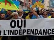 appartient désormais indépendantistes conjuguent passé Kabylie