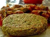 Steaks brocolis cacahuètes (Vegan)