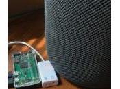 Hack BabelPod ajoute prise jack Bluetooth HomePod