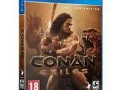Nouveau trailer dévoilé pour Conan Exiles