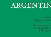anthologie poésie argentine [Disques Livres]