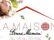 Fête mères Invitation découvrir maison Bonne Maman 2018