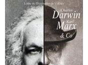 Charles Darwin, Karl Marx