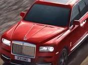 Rolls Royce Cullinan: Flying Lady craint plus boue