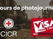 Photojournalisme Dans mois sera connu vainqueur 2018 Visa d'Or humanitaire CICR…