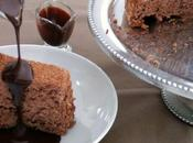 Gâteau Anges Chocolat ......sauce chocolat.