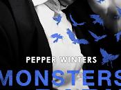 Monsters dark Larmes amères Pepper Winter