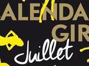 Calendar Girl, tome Juillet, Audrey Carlan