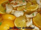 dinde marocaine (cours cuisine 2018)