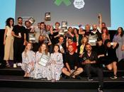 Victoire L'agence Dandy remporte Awards pour carte cocktail Baton Rouge