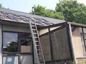 deuxième étape installation photovoltaïque