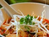 ~Soupe poulet thaïe~