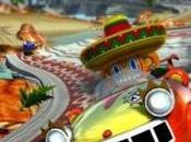 Sonic SEGA All-stars racing TEST