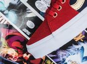 Marvel Vans sortent paires inspirées héros studio
