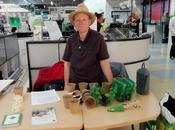 Retour stand Jardiner naturel chez Leroy Merlin