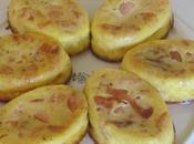 Flan saumon fumé/ciboulettes