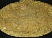 OMELETTE VEGETALIENNE (sans gluten)