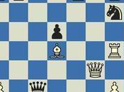 Echecs Sergueï Azarov mate coups avec blancs