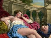 Bethsabée dans bain British Museum