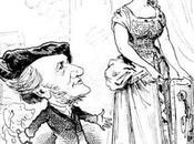 revendications financières Wagner, caricature Floh janvier 1877