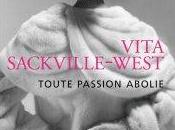 Toute passion abolie, Vita Sackville-West