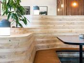 restaurant décoration inspirée environnement