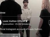 Louis Vuitton dévoile coulisses collection IGTV