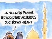 Caricature Arabie saoudite