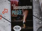 Piégée Lilja Sigurdardottir