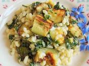 Salade pâtes courgettes grillées (Vegan)