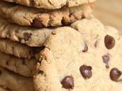 Cookies farine sarrasin {Vegan, Sans gluten, bas}