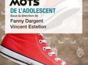 mots l'adolescent Fanny Dargent Vincent Estellon